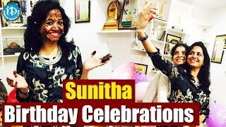 PICS: Singer Sunitha's birthday party..