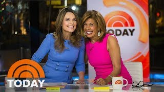 Hoda Kotb Joins Savannah Guthrie As Co-Anchor Of TODAY! | TODAY