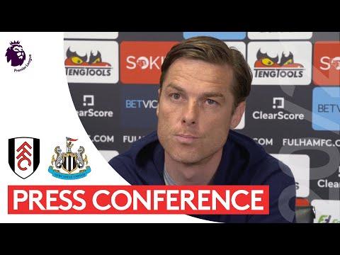 Press Conference: Scott Parker Pre-Newcastle