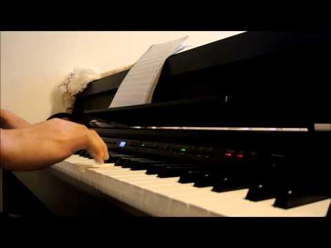 C AllStar - 薄情歌 piano cover