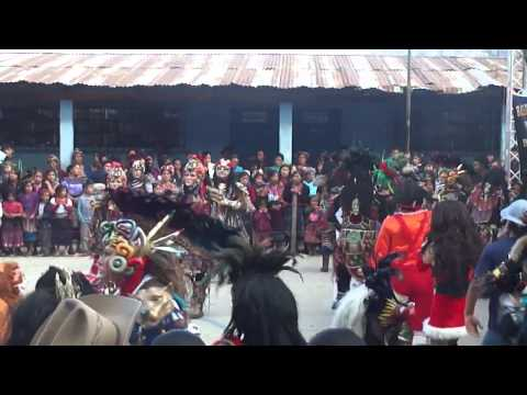 Feria 12 de Diciembre 2014 Aldea La Victoria San Juan Ostuncalco