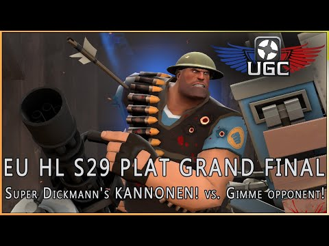 UGC EU HL S29 Platinum Grand Final: SDCK! vs. Gimme opponent!