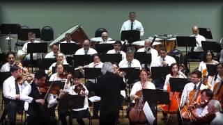 Concierto para violín y orquesta, Op. 35, Tchaikovsky (Phillippe Quint, violín)