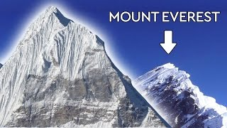 What's The Tallest Mountain In The World!? - Myths Debunked