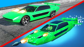 *NEW* $2,475,000 SUBMARINE CAR In GTA 5! (DLC)