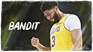 "Anthony Davis Lakers Mix - ""Bandit"" ft. Juice WRLD & NBA YoungBoy"