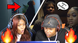 MOOSKI - TRACK STAR 🏃🏽‍♀️ (OFFICIAL VIDEO) REACTION