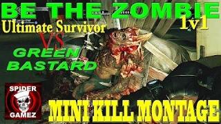 Dying Light PVP  - MINI KILL MONTAGE- 1v1 Ultimate Survivor VS The Green Bastard (ZombieFest)