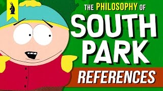 SOUTH PARK's Must-Know References! – Wisecrack Edition