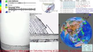 Earthquake Live Cam Orange County, Los Angeles, Southern California.