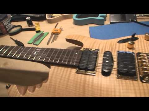 Ibanez EGEN8 Guitar