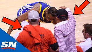 Did Toronto Fans Go Too Far Cheering For Kevin Durant's Injury In Game 5 Of NBA Finals? | Good Show