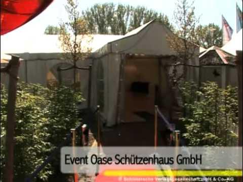 Beispiel: Eventoase Schützenhaus Imagefilm, Video: Eventoase Schützenhaus.