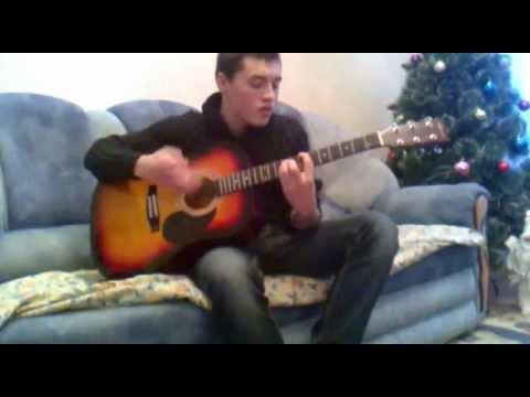 Фристайл под гитару.