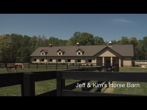 Jeff & Kim's Horse Barn