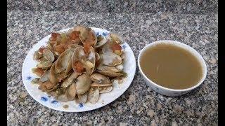 جندوفلى بالطماطم والفلفل|| Jandofli || بكلويز || oysters cooking recipes