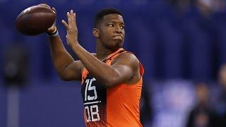 Jameis Winston (Florida State, QB) 2015 NFL Combine highlights