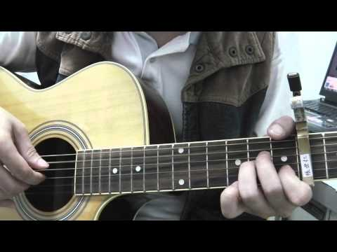 梁靜茹 - 情歌 吉他伴奏