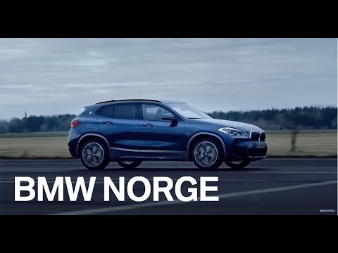 THE X2 Nye BMW X2 xDrive25e
