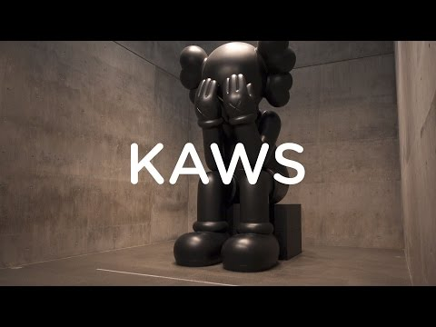 THE ANSWER IS KAWS