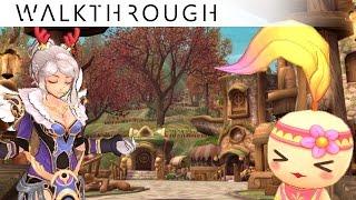 [Walkthrough] Aura Kingdom Lv.10 Daily Quest - Hide and Seek