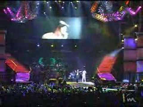 [2007台北演唱會] 周杰倫& 潘瑋柏-聽媽媽的話