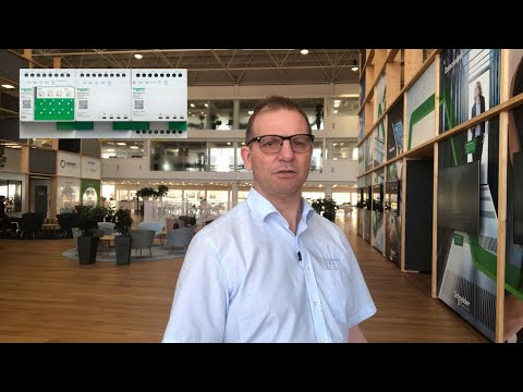 SpaceLogic KNX & Lysdæmper | Schneider Electric