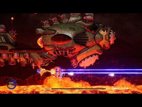 R-Type Final 2 (PS4) - Campaña Homenaje completa y analizada - DLCs del Pase de Temporada