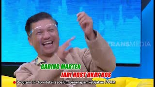 Mas Bos Gading Marten Jadi Co-Host Mendampingi Raffi | OKAY BOS (18/01/21) Part 4