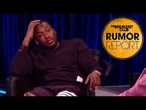Meek Mill Opens Up About His Opioid Addiction