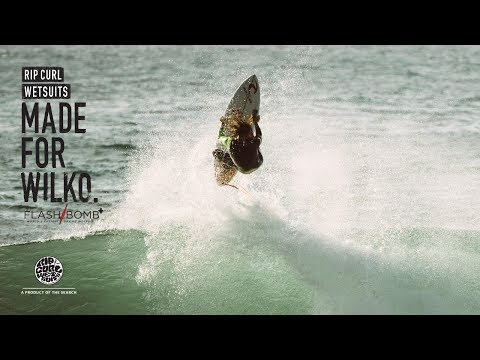 Made For Wilko | Made For Waves | Wetsuits by Rip Curl