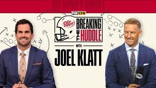 Breaking the Huddle with Joel Klatt | Week 4 | CFB ON FOX