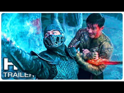 "Movie Trailer : MORTAL KOMBAT ""Sub-Zero Vs Cole Young"" Trailer (NEW 2021) Action Movie HD"