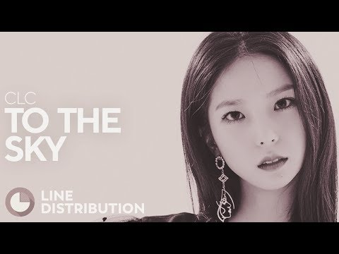 CLC - To the Sky (Line Distribution)