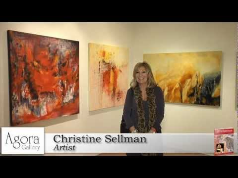 Agora Gallery, Chelsea, NYC, Art Gallery Video. Opening Reception February 7, 2013