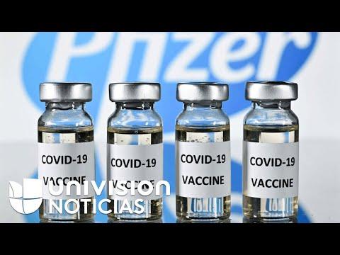 Todo listo para distribuir la vacuna contra el covid-19 y estos serían los efectos secundarios