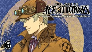 THE GREAT DETECTIVE - Let's Play - The Great Ace Attorney (DGS) - 6 - Walkthrough and Playthrough