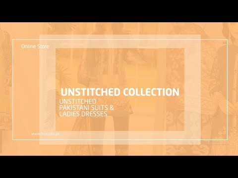 Women's Unstitched Clothing - Summer Collection 2021 - BuyZilla.pk