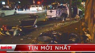 ⚡ Tin mới nhất | Xe bán tải tông 2 người tử vong do đạp nhầm chân ga