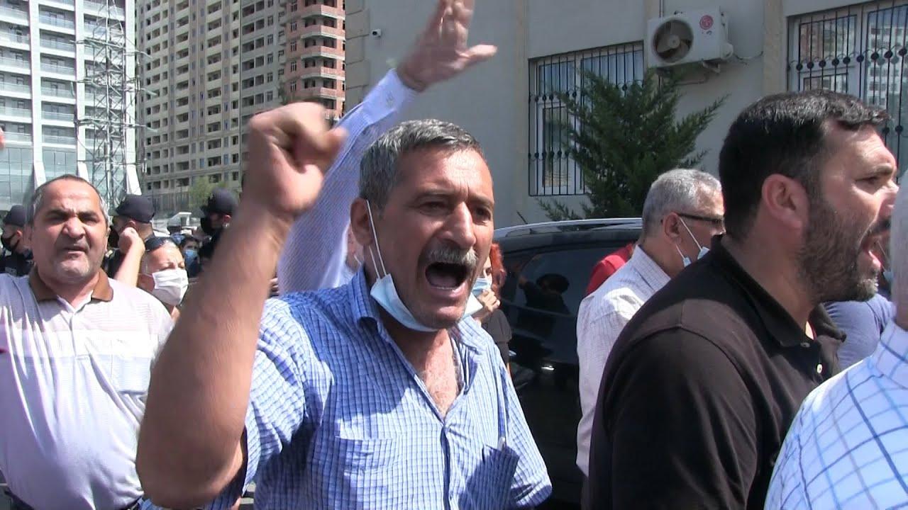 Баку: за что бросили в тюрьму критика режима Алиева