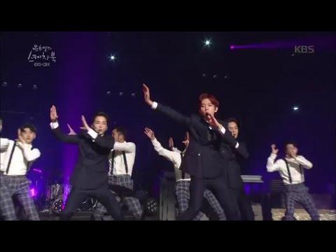 유희열의 스케치북 - Hey Mama! - EXO-CBX.20161105