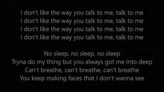 Talk - By: Salvatore Ganacci (Lyrics)