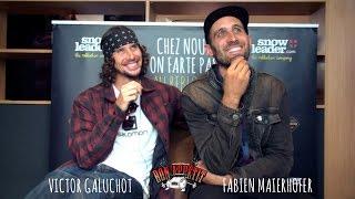 Interview des Bon Appétit (Victor Galuchot & Fabien Maierhofer), chez Snowleader.com