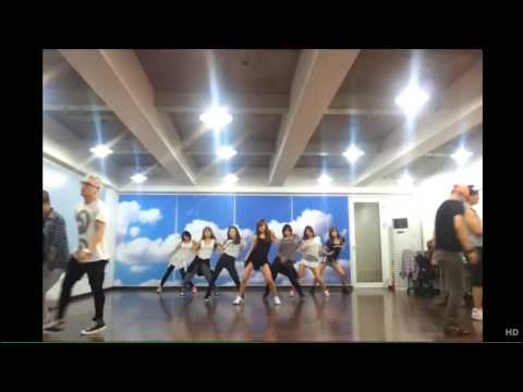 [Dance Practice] Stephanie - Dance (nanana) [AUDIO FIX]