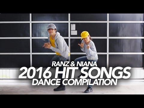 2016 Hit Songs Siblings Dance | Ranz and Niana