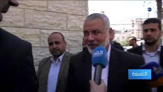 هنية: انتصار الأسرى في معركة الكرامة خطوة على طريق تحرير ...