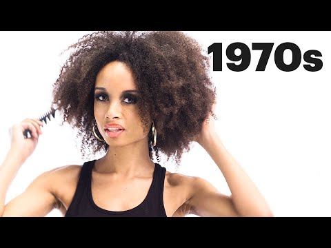 100 Years of Iconic Hairstyles | Allure