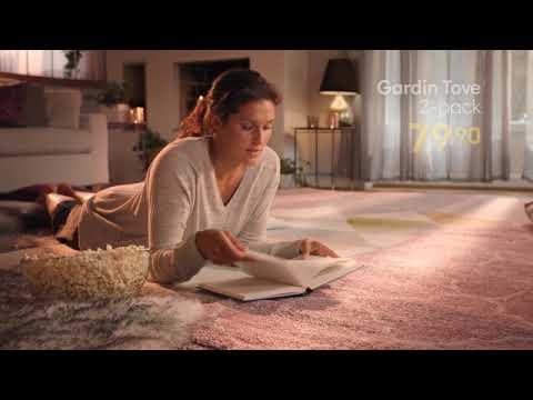 Rusta reklamfilm - Heminredning 2018
