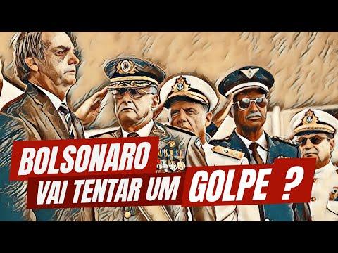 Bolsonaro vai tentar um golpe?