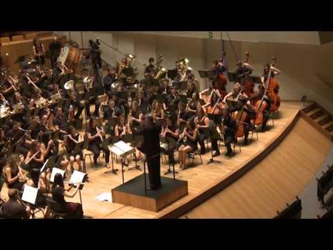 """Jove Banda Simfònica de la FSMCV """"Villenerias"""" de Pedro Joaquín Francés"""